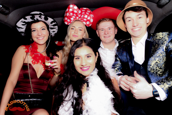 Photo Booth Hire From Madbooths